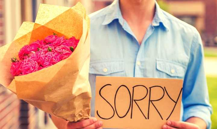 Apologizing is difficult. Here's how to apologize well.